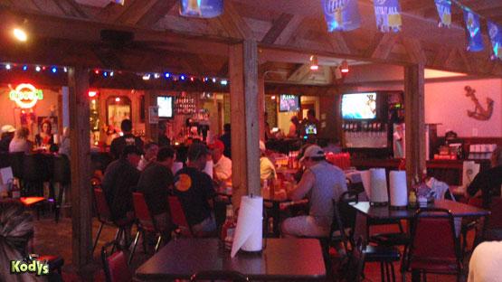 Kody S Restaurant Port Aransas Texas Kitchen Open Late 1am